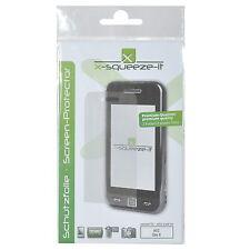 x-squeeze-it Displayschutzfolien 2 Pcs, Schutzfolien für HTC One X