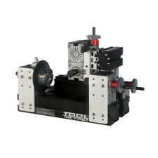 High Power Metal Gear Milling Machine DIY Model Mill for Teaching Use 12000r/min