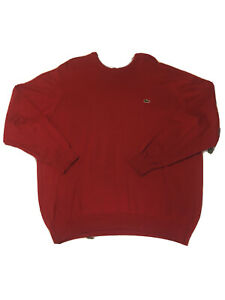 Authentic Lacoste Sweater