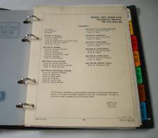 1984 JOHN DEERE 35EV CHAIN SAW TECHNICAL MANUAL