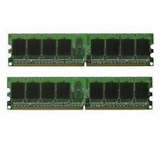 NEW! 2GB DDR2 PC5300 667 PC2 5300 PC 5300 2X 1GB DESKTOP KIT