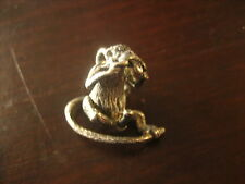 tolle Erotika Miniatur geiler Affe - Affengeil ! Silber