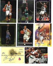 Chauncey Billups 2004-05 FLAIR SIGNIFICANT SIGNINGS AUTOGRAPH & ROOKIE LOT (9)