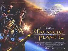 TREASURE PLANET movie poster (UK Quad) WALT DISNEY - 30 x 40 inches