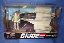 GI Joe SHARC TOOTH VEHICLE w/DEEP SIX Cobra 25th Anniversary Complete Sealed Box