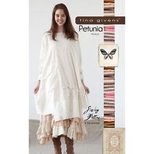 "TINA GIVENS ""PETUNIA TUNIC"" Sewing Pattern"