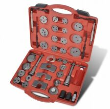 Brake Caliper Piston Wind Back Tool Kit 40 pcs Mechanics DIY House Warehouse New