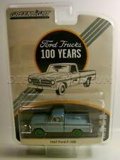 1967 '67 FORD F100 TRUCK 100 YEARS ANNIVERSARY GREEN MACHINE CHASE CAR 2017 RARE