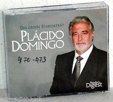 4 CD-Box PLACIDO DOMINGO - Das grosse Starporträt