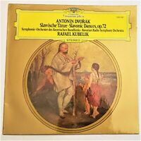 Antonín Dvořák: Slawische Tänze • Slavonic Dances, Op.72: 1976 GERMANY IMPORT LP