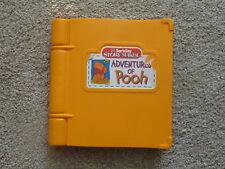 See N Say Story Maker Adventures of Pooh Mattel Book 1991 Works Good N7