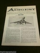June Air-Britain Digest Quarterly Magazines in English