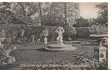 Suffolk Postcard - Elihu Yale's Sun Dial - Glemham Hall - Saxmundham - Ref U4585