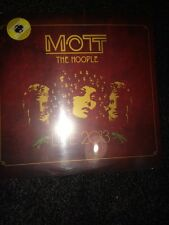 Limited Edition Yellow Vinyl Mott The Hoople Live 2003 Rare Sealed
