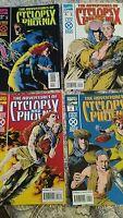 MARVEL comics CYCLOPS AND PHOENIX #1-4 1994 vf/nm