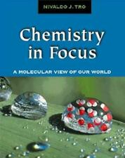 Chemistry in Focus: A Molecular View of Our World-ExLibrary