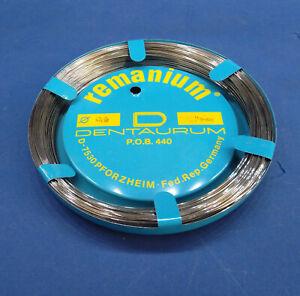 Federdraht Remanium 0,9mm ca. 400g Federstahl