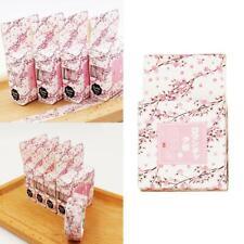 Cute Sakura Flower Decorative Paper Washi Tape DIY Scrapbooking Masking Tapes