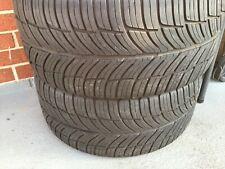 Pair of Two (2)-Used- 245/40ZR18 bfgoodrich G-force Comp-2 A/S 97Y NO repairs !
