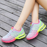 Women's Athletic Running Shoes Outdoor Sports Shoes Casual Breathable Sneakers