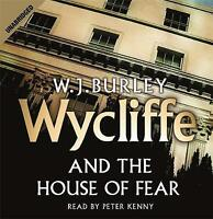 Wycliffe and the House of Fear FICTION CRIME CD 6 DISC SET NEW SEALED
