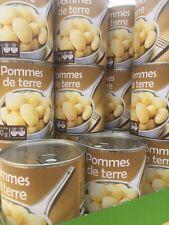 Lot Revendeur Destockage De 19 Boites Pommes De Terre
