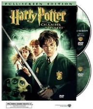 Harry Potter and the Chamber of Secrets (Full-Screen Edition) NEW SEALED 2 Disc