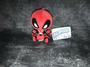 Funko Mopeez Plush Deadpool 4.5 inches - New With Tag