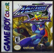 GBC  Mega Man Xtreme ( 2001 ) Nintendo of America, Brand New & Factory Sealed