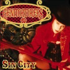 Genitorturers   CD   Sin city (1998)