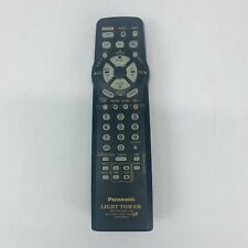 Panasonic Light Tower VCRTV Cable DSS Program Director MB Universal Remote