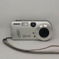 Sony Cyber-shot DSC-P52 7.2 Mega Pixels Camera MPEG Movie VX