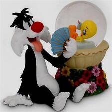 Lenox TWEETY Summer Sizzle Snowglobe-Tweety/Sylvester- #828362-MSRP $100-COA-NIB