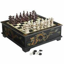 Pier 1 Imports Black Dragon Chess Set