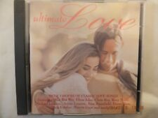 Ultimate love double disc various artistsCd