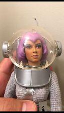"CUSTOM FEMALE SPACE VIXEN GIRL FROM MARS 12"" FIGURE ZC HOT TOYS CY TAKARA 1/6"