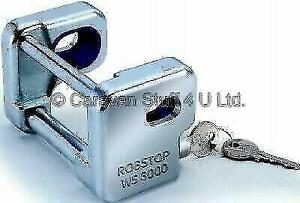 Caravan Winterhoff Robstop+ Ws3000 Hitch Lock Hitchlock