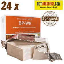 (18,75€/kg) BP-WR Notration 24 x 500 g Weizenriegel EMERGENCY NOTNAHRUNG Notvorr