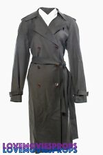 Second Act Jennifer Lopez Jlo Screen Worn Trench Coat Costume Movie Prop Winter