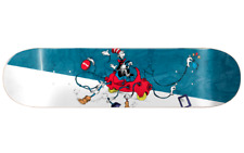 Almost Rodney Mullen Dr Seuss Cat In The Hat Car 8.25 x 32 R7 Skateboard Deck
