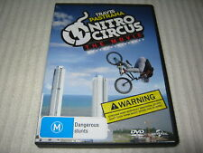 Nitro Circus - The Movie - Travis Pastrana - DVD - Region 4