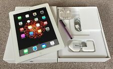*IMMACULATE*Apple iPad 4th Gen-16GB, Wi-Fi, 9.7in Retina display.Contents+BUNDLE