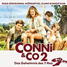 CONNI - CONNI & CO 2 - GEHEIMNIS DES T-REX  FILMHÖRSPIEL   CD NEU