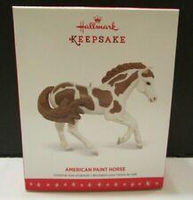 2016 Hallmark American Paint Horse Ornament – Dream Horse Series