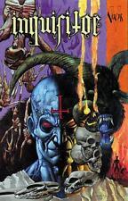 Glenn Danzig - INQUISITOR #1. Verotik