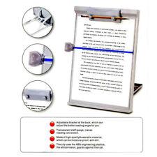 Document Holder Stand Adjustable Easel Copy Desk Paper Letter Office Workspace
