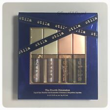 Stila The Fourth Dimension Liquid Eyeshadow Set - Full Size! Authentic! Nib!