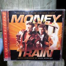 Money Train, Wesley Snipes & Woody Harrelson SCORE Mark Mancina La-La Land CD