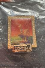 New Nip Disney The Lion King Special Edition Commemorative Pin Rare #28482 Simba