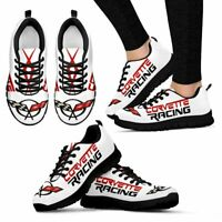 Corvette C5 Racing -Top Men's Shoes-Free shipping-Best gift for you